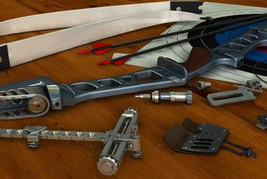 La réparation d'arc