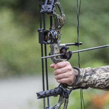 Où acheter un arc de chasse à poulie ?