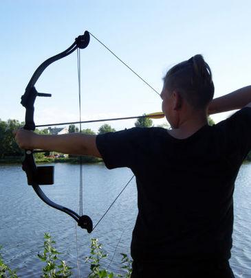 La réglementation de la pêche à l'arc