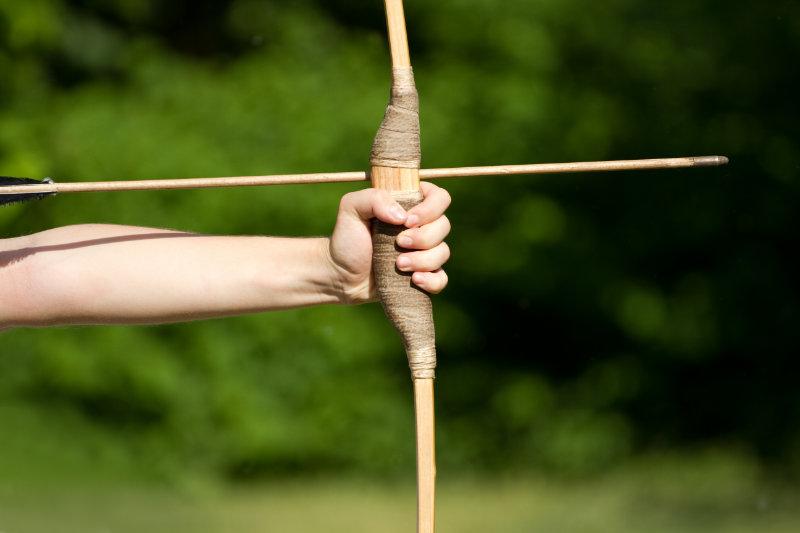pratiquer tir à l'arc